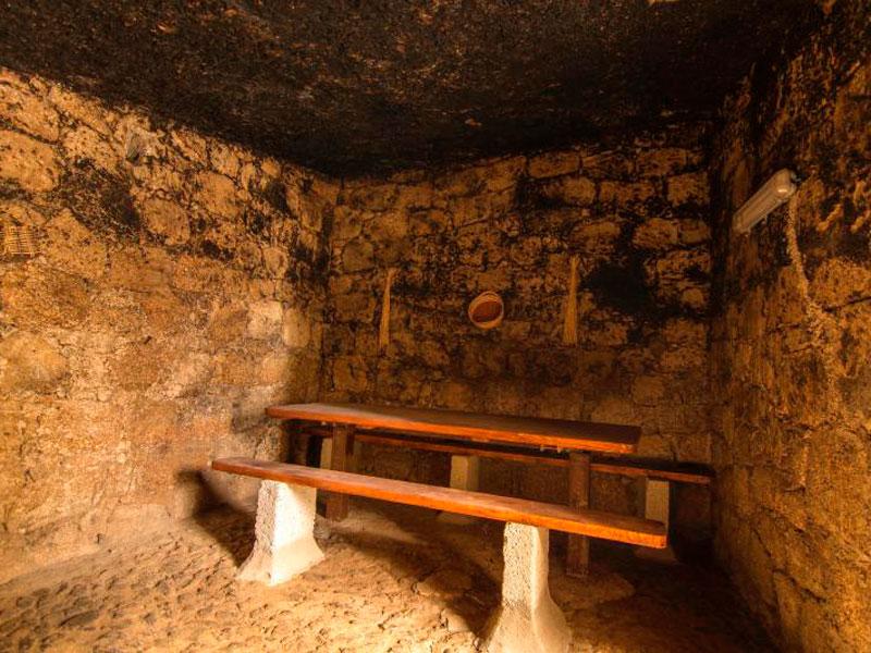Las Vigas Cueva